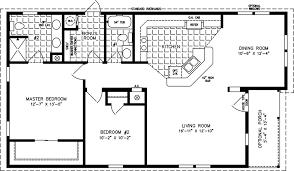manufactured home floor plan the t n r model tnr 6481b 2 bedrooms