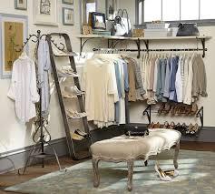 closet shelves clothing rack