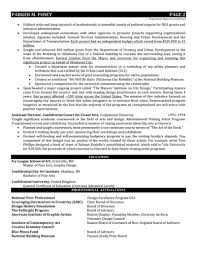 Resume For Architecture Job Director Resume 96