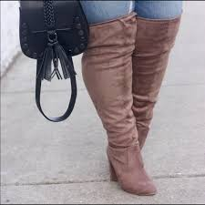 wide calf thigh high boots never worn nwt m 5c6f28b1819e905f92ec044a m 5c75f7eb035cf10a36697501 m 5c75f8009fe4862b1d01150c