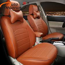 pvc seat covers autodecorun custom cover seat cars for toyota fortuner 2016 7 seats of pvc