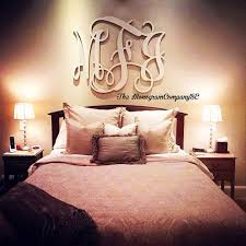 splendid design monogram wall hanging modern home painted extra large beautiful wooden metal letters plaque ideas m