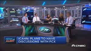 Fcx Stock Quote Awesome Icahn Takes Stake In FreeportMcMoRan Making Him 48th Biggest Holder