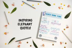 Limited Stock Inspiring Elephant Quotes Dumbo Inspired