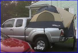 Napier Sportz III Truck Tent Toyota Tacoma @ Small Camping Tents