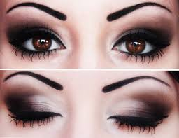 you can also add color just to make your eyes look dramatic