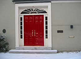 painted double front door. Delighful Double Red Paint For Front Door Painted Double T
