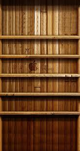 iPhone Bookshelf Wallpaper  WallpaperSafari  Android  Pinterest   Wallpaper