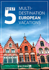 See More Of Europe With These Multi Destination Vacations Oh The