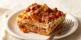 Classic Lasagne Easy Lasagna Recipe With Meat Sauce