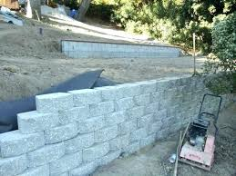red retaining wall block retaining wall blocks home depot home depot retaining wall block retaining wall