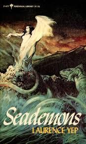 seademons art by frank frazetta book cover