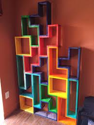 tetris furniture. Outstanding Tetris Shelves Diy Images Decoration Inspiration Furniture S