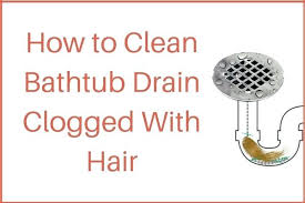 how to clean out a shower drain hair clogged drain clean smelly shower drain clean shower