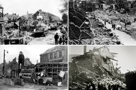 5 World War II bomb raids that brought death and devastation to Tyneside -  Chronicle Live