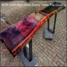 diy resin coffee table coating
