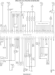 1996 gmc truck k1500 1 2 ton p u 4wd 5 7l fi ohv 8cyl repair 4 1996 gm 2 2l engine schematic