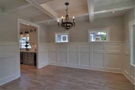 good looking wine barrel chandelier look portland traditional dining room decorating ideas with box beams coffered ceiling hardwood floors painted trim
