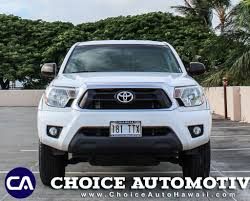 2013 Used Toyota Tacoma 2WD Double Cab V6 Automatic PreRunner at ...