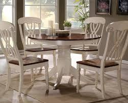 dining set in buttermilk oak dylan by acme ac70330set