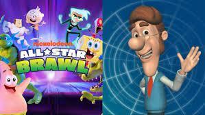 Nickelodeon All-Star Brawl: Hugh ...