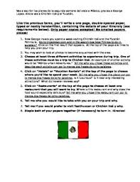 spanish culture paper essay sub plan plan a trip to by  spanish culture paper essay sub plan plan a trip to