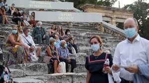 Greece sets coronavirus cases record; 10,000 dead in Chile: Live ...