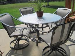modern metal furniture. Image Of: Wonderful Patio Chairs And Table Grey Round Modern Metal Furniture M