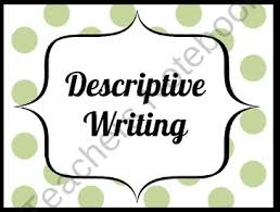 best descriptive writing images school teaching  descriptive writing writers workshop product from life on the fourth floor on teachersnotebook com