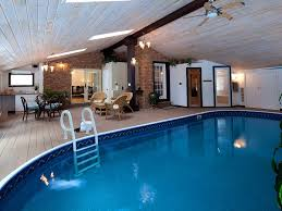Interiorexquisite Private Use Of Luxury Home Indoor Pool Vrbo Houses Pools  For In Toronto C B Ba