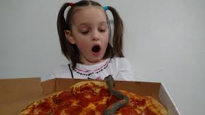 Snakes Attack Pizza Spatula Girl Attacks Snake Toy Freaks.