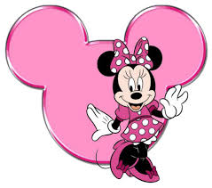 Details About Minnie Mouse Iron On Transfer For Light Fabric
