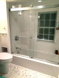 frameless glass shower doors cost how much does it cost to install a shower door glass