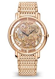 Complications Watch Skeleton 5180 Patek Rose Philippe 1r-001 Gold