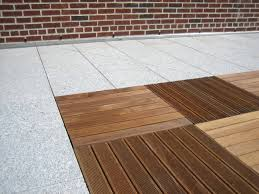 rooftop deck flooring options