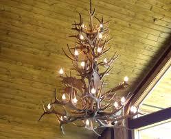 faux antler chandelier elk mule deer fallow faux antler chandelier rustic lights lamps white faux antler