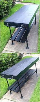 turning pallets into furniture. ways of turning pallets into awesome furniture c