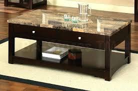 espresso round coffee table espresso coffee table with glass top s genoa round coffee table with