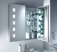 Marvellous Design Bathroom Cabinet Mirror Light With And Cabinets