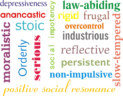 is there a parkinson s personality blogging parkinson s shows a selection of words used to describe the personality