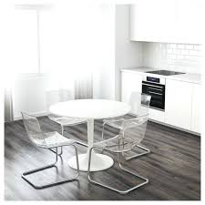 white tulip table ikea table leather chairs white tulip dining