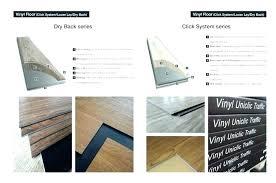 thick vinyl flooring