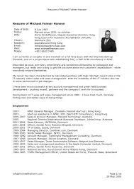 Entrepreneur Resume Fascinating Resume Writing Business Start Up For Your Entrepreneur 80