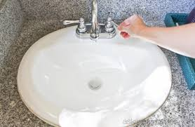 How To Clean Bathroom Sink Drain Enchanting How To Clean The Gunk Around The Sink Drain Ask Anna