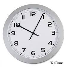 big size wall clock at rs 650 piece