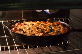 How To Cook A Pizza Homemade Pizza How To Make Awesome Pan Pizza Using Storebought