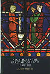 abortion in the Early Middle Ages C.500-900