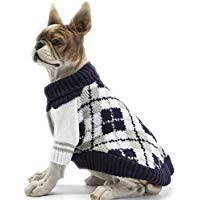 pet dog sweater for small dogs chihuahua dachshund knit dog cat jumper 2 colors puppy coat knitting sweaters s l
