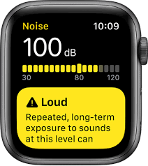 Apple Watch Face Size Chart Measure Noise Levels With Apple Watch Apple Support