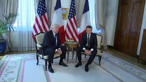 Trump to attend Bastille Day celebrations in France - BBC News
